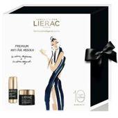 LIERAC Premium Jedwabisty krem przeciwstarzeniowy 50ml + LIERAC Premium przeciwstarzeniowy krem pod oczy 15ml Gratis!