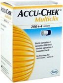 Lancet Accu-Chek MultiClix x 204 sztuki