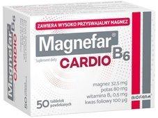 MAGNEFAR Cardio x 60 tabletek