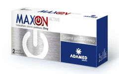 MAXON Active x 2 tabletki