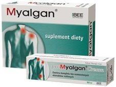 MYALGAN x 30 tabletek