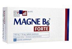 Magne B6 Forte x 60 tabletek