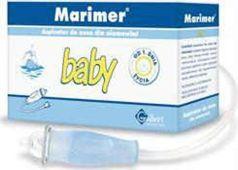 Marimer Baby Aspirator do oczyszczania nosa x 1 sztuka
