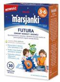 Marsjanki Futura 3-6 lat x 30 tabletek do żucia