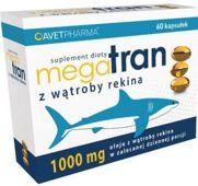 Mega Tran z wątroby rekina x 60 kapsułek