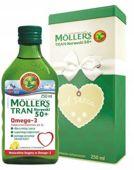 Moller's Tran Norweski 50+ z puszką 250ml - data ważności 31-10-2019