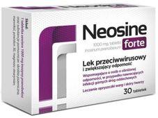 NEOSINE Forte 1g x 30 tabletek