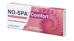 NO-SPA COMFORT 40mg x 20 tabletek
