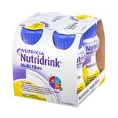 NUTRIDRINK Multi Fibre o smaku waniliowym 4 x 125ml
