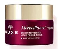 NUXE Merveillance expert Nuit regenerujący krem na noc redukujący widoczne zmarszczki 50ml