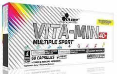 OLIMP Vita-Min Multiple Sport 40+ x 60 kapułek