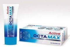 Octamax Active żel pielęgnacyjny 100ml - data ważności 30-04-2019r.
