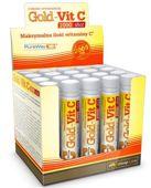 Olimp Gold-Vit C2000 Shot smak cytryna x 1 ampułka 25ml