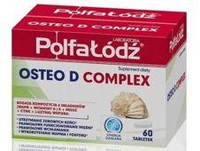 Osteo D Complex x 60 tabletek