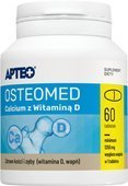 Osteomed Calcium z Wit.D x 60 tabletek
