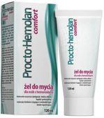 PROCTO-HEMOLAN Comfort Żel do mycia dla osób z hemoroidami 120ml