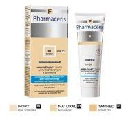 Pharmaceris F 02 Natural nawilżający fluid antyoksydacyjny SPF20 30ml