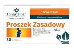 Proszek Zasadowy Tabs x 30 tabletek