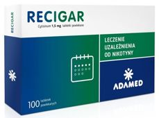 Recigar x 100 tabletek