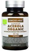 SINGULARIS Acerola Organic Superior x 120 kapsułek