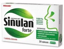 SINULAN FORTE x 30 tabletek
