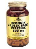 SOLGAR Błonnik z łusek Babki Płesznik 500mg x 200 kapsułek