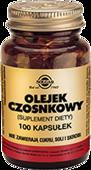 SOLGAR Olejek Czosnkowy 1mg (świeży) x 100 kapsułek
