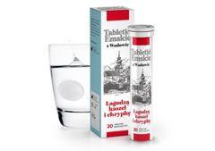 TABLETKI EMSKIE Z WADOWIC x 20 tabletek musujących