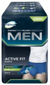 TENA Men Active Fit Pants Plus rozmiar M x 30 sztuk + Żel pod prysznic Marseiliais 250ml GRATIS!