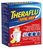 Theraflu Total Grip x 10 saszetek
