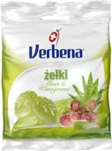 VERBENA Żelki aloes i winogrona 60g