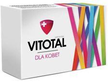 VITOTAL Dla kobiet x 30 kapsułek