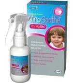 Virasoothe Spray gel łagodzący objawy ospy wietrznej 60ml - data ważności 31-08-2019