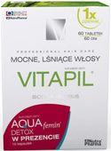 Vitapil 60 tabletek + gratis AQUAfemin Detox 15 kapsułek