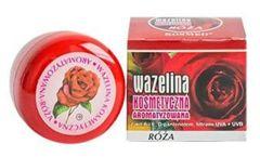 WAZELINA KOSMETYCZNA Róża 15ml