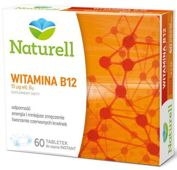 Witamina B12 0,01mg x 60 tabletek do ssania