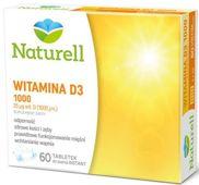 Witamina D3 1000j.m x 60 tabletek do ssania
