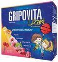 Gripovita Lizaki o smaku wiśniowym x 12 sztuk