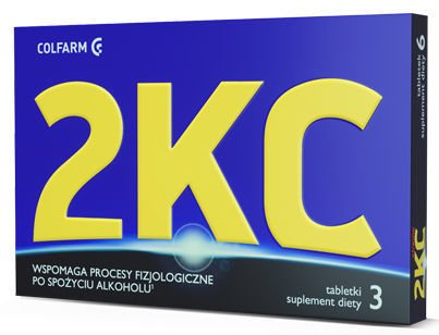 2KC x 3 tabl.