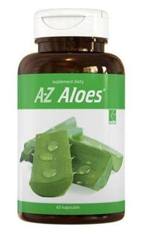 A-Z ALOES x 60 kapsułek