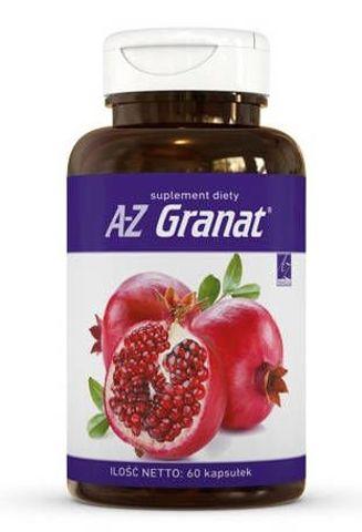 A-Z GRANAT x 60 kapsułek