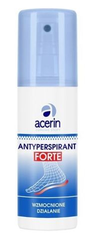 ACERIN Dezodorant do stóp Forte antyperspirant 100ml