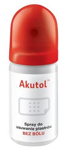AKUTOL Spray do usuwania plastrów 35ml