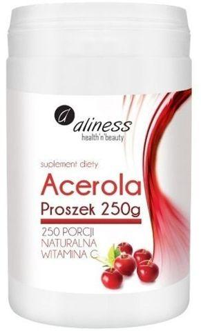 ALINESS Acerola proszek 250g