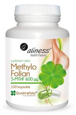 ALINESS MethyloFolian 5-MTHF 600µg x 100 kapsułek
