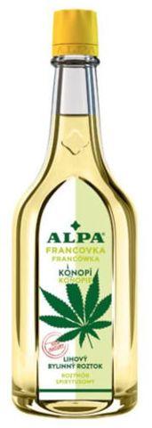 ALPA Francówka Konopie roztwór spirytusowy 160ml