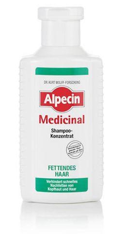 ALPECIN Medicinal Szampon do włosów przetłuszczających się 200ml