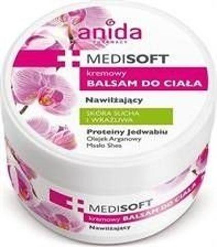 ANIDA Medisoft kremowy balsam do ciała nawilżający 300ml