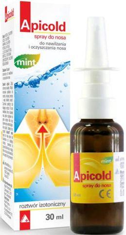 APICOLD Spray do nosa Mint 30ml