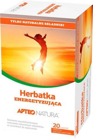 APTEO Natura Herbatka energetyzująca 2g x 20 saszetek